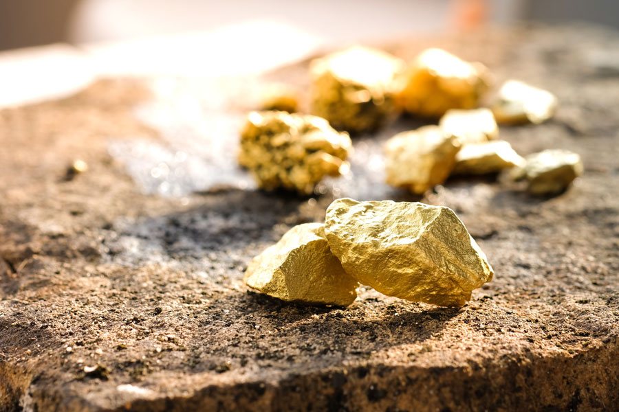 Junior Miner Presents 'High-Risk, High-Return, High-Grade Gold Story'