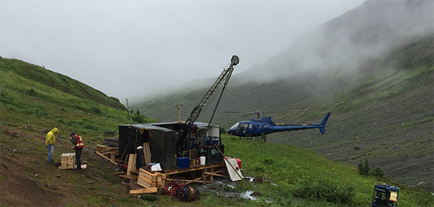 Gold Explorer Provides Drill Update on Golden Triangle Project