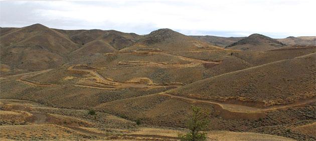 Rattlesnake Hills