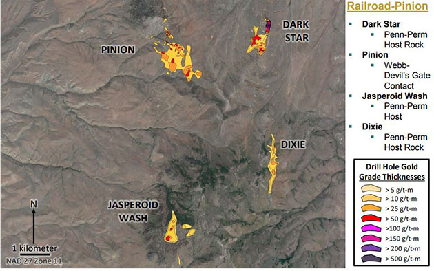 Drilling at Nevada Gold Deposit Expands Resource Potential