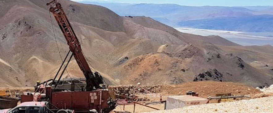 Explorer Initiates Field Program at Copper Project in Chile