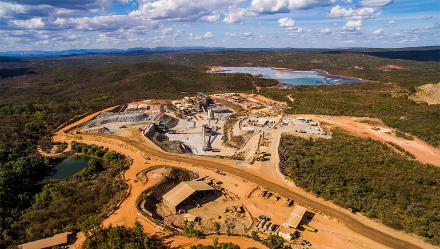 Midtier Gold Producer to Restart Brazil Mine This Month