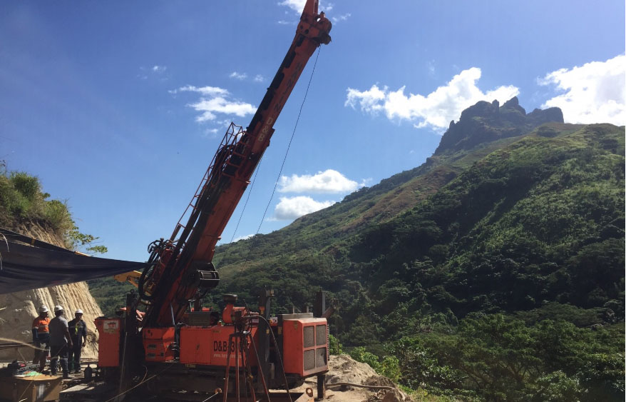 Explorer Hits Best Intercept Yet at Fiji Gold Project