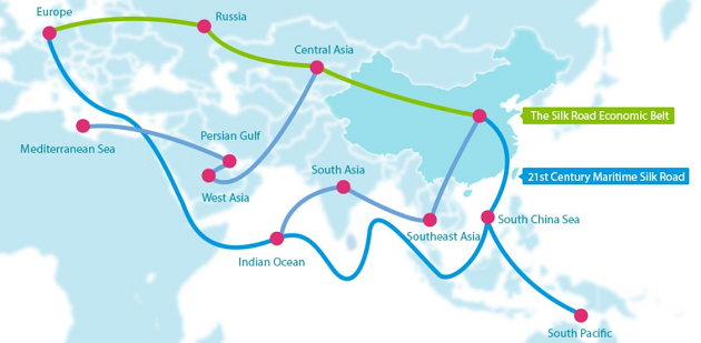 Silk Road Economic Belt