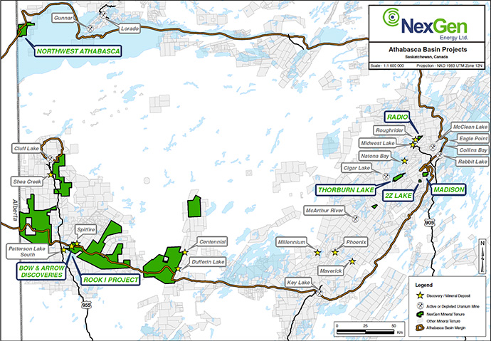 NXE Athabasca map