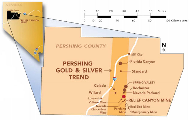 Analyst Sees Four Times Upside on Emerging Producer with Nevada Gold Project