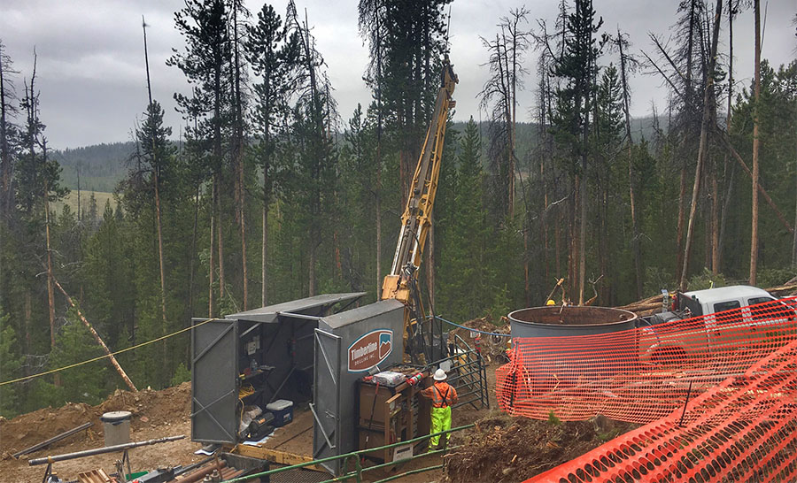 Mining Company Hits More Leachable Gold Mineralization at Idaho Project