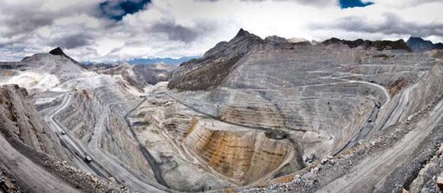 Antamina Mine, Peru