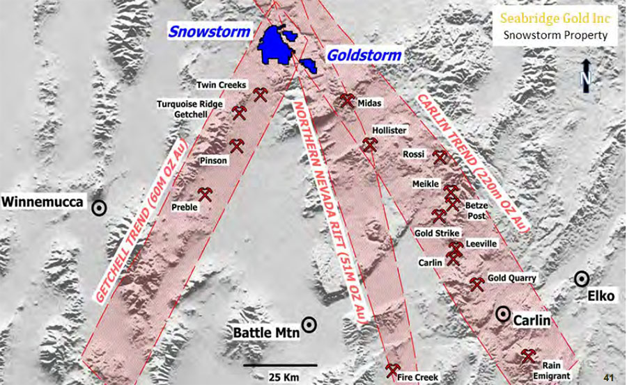 Resource Exploration Firm to Acquire Northern Nevada Gold Project