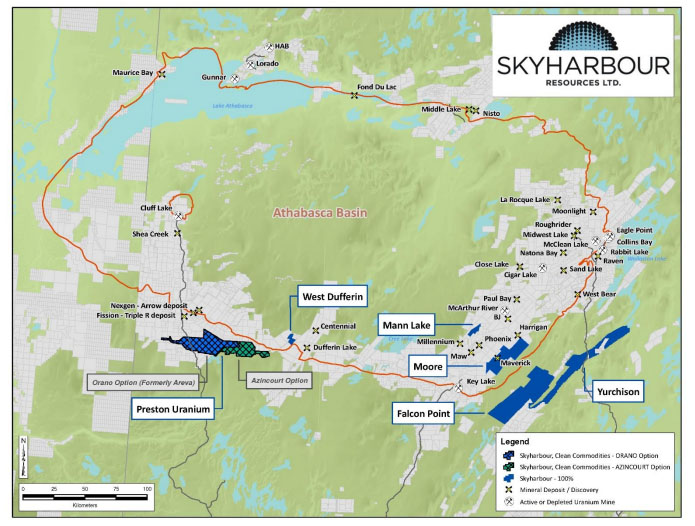 Skyharbour Resources: Athabasca Uranium Story Ready to Run?