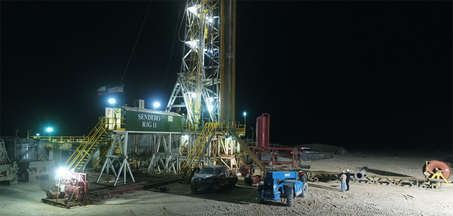 Oil & Gas Firm Reports Positive Signs After Frack Stimulation