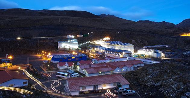 Trevali Santander Mine, Peru