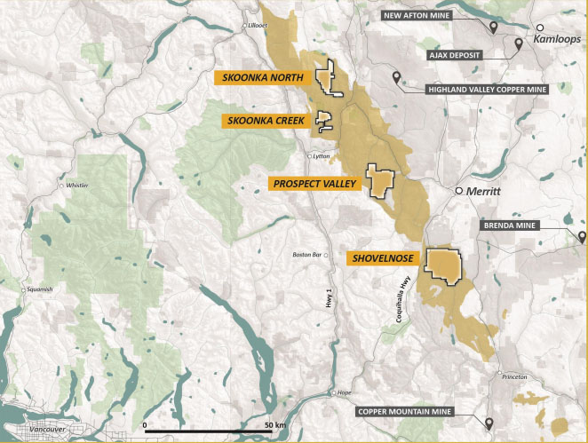 Explorer Begins Ground Magnetic Survey at British Columbia Gold Property