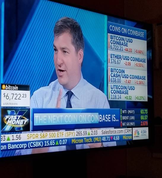 Image result for CNBC bitcoin sidebar