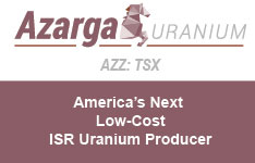 Learn More about Azarga Uranium Corp.