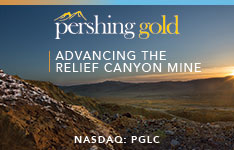 Pershing Gold - Advancing the Relief Canyon Mine