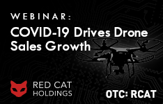 Learn More about Red Cat Holdings Webinar