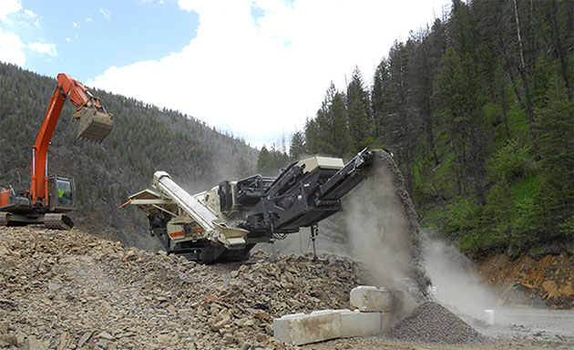 Preconstruction Underway at Firm's Idaho Cobalt Deposit