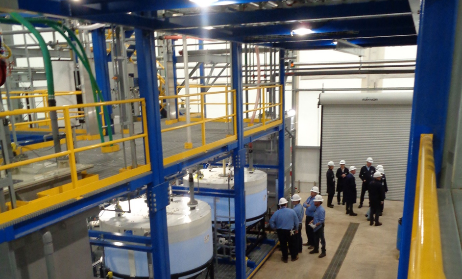 Standard Lithium Successfully Commissioned Demonstration Plant Despite COVID-19