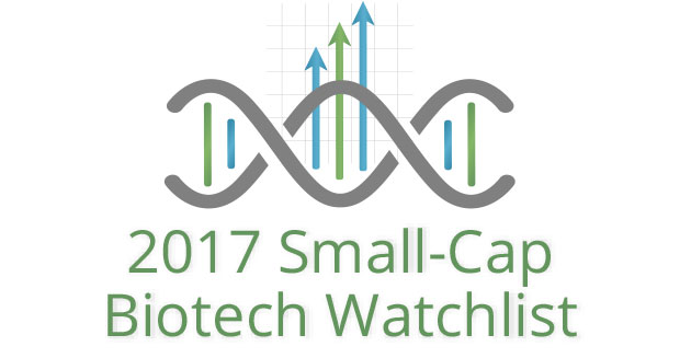 19 companies selected for the 2017 small cap biotech watchlist malvernweather Gallery