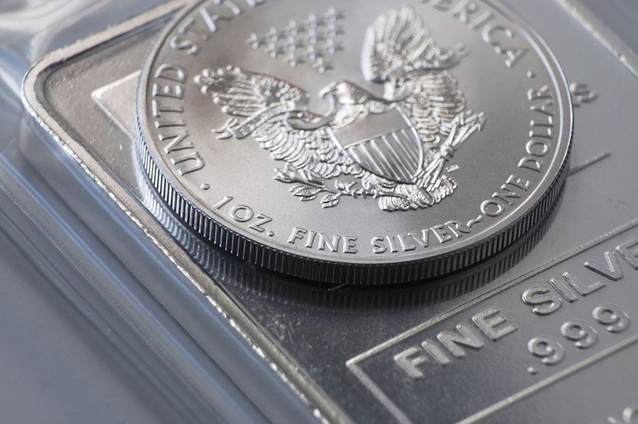 Outlook for Silver 'Positive'