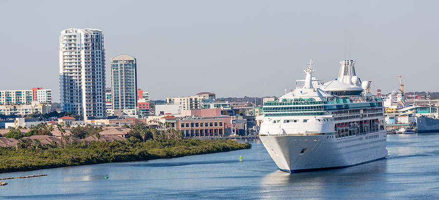 Cruise Ship Tampa