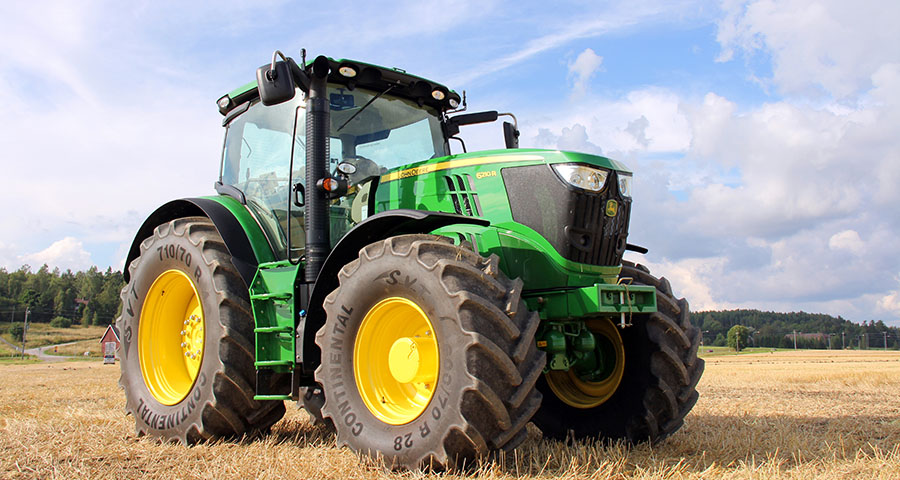 Deere Shares Plow 11% Higher on 23% YoY Increase in Q1 Sales and Raised FY21 Earnings Estimates