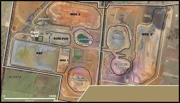 Alkane's Tomingley Gold Project