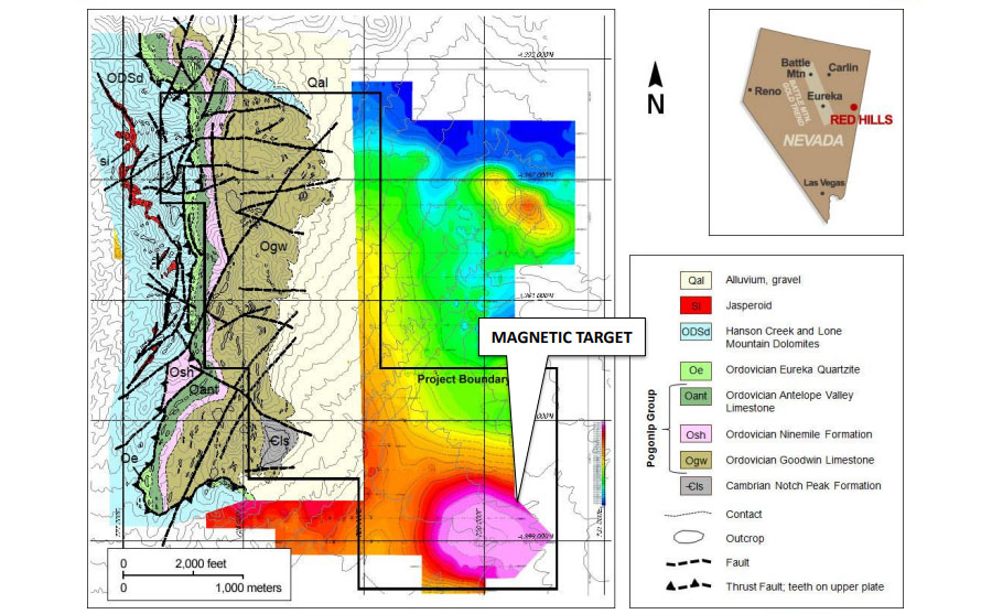 Red Hills Discovery Drilling