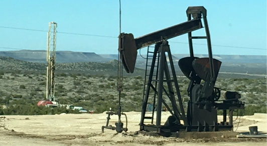 Development Agreement for Permian Basin Acreage Would