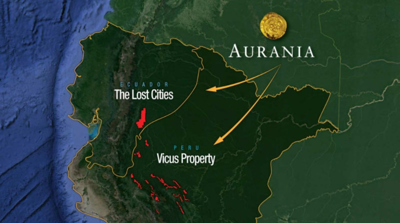 Aurania Lost Cities