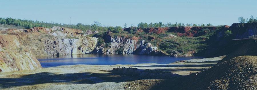 Avrupa Lousal Mine