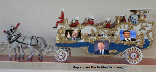Hope Aboard the Golden Bandwagon