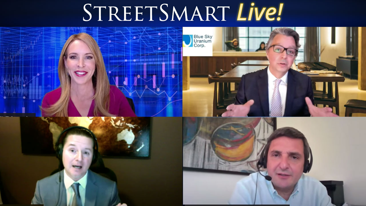 Blue Sky StreetSmart Live!