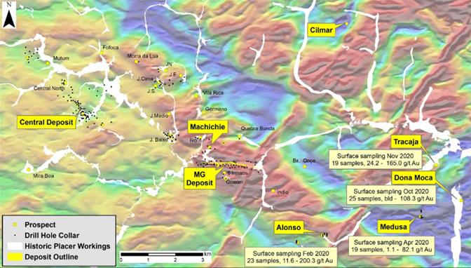 Cuiu-Cuiu map