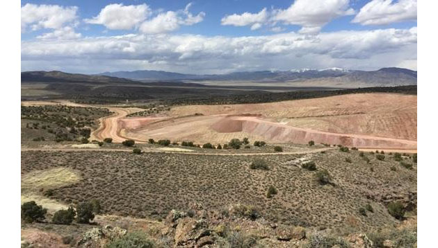 Pan Mine, Nevada