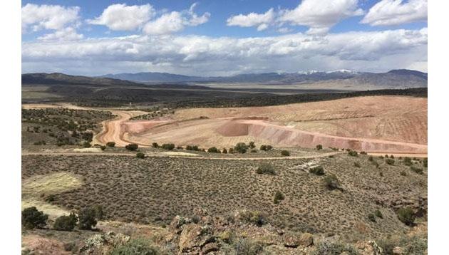 Pan Mine, Nevada