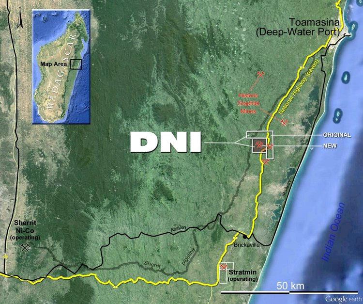 DNI Map