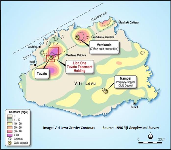 Fiji miners