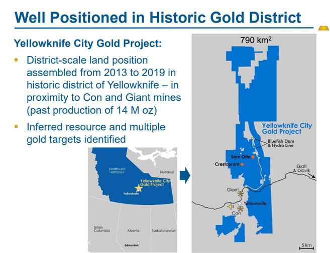 /Gold Terra Yellowknife Map