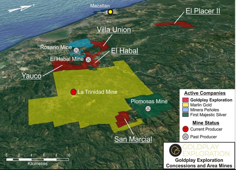 Explorer Continues to Identify High-Grade Silver Mineralization in Mexico