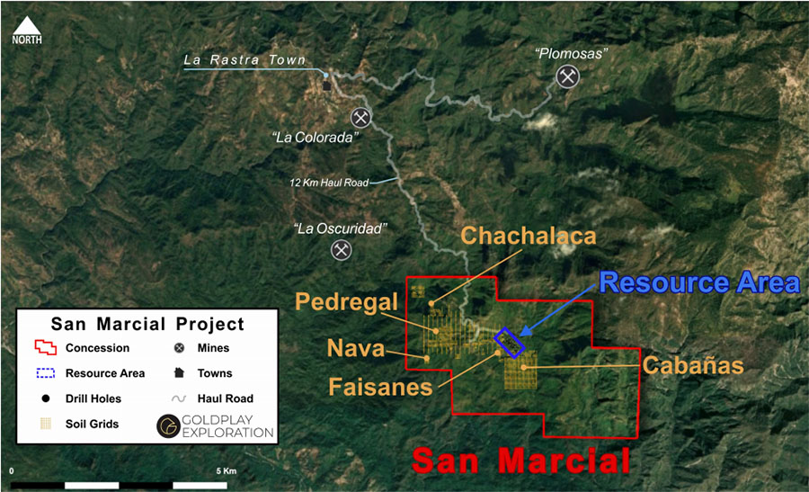 Firm Files Technical Report for Mexican Project in Historical Mining District