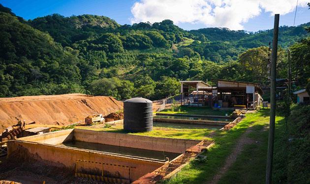 Clavo Mine, Honduras