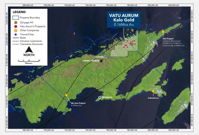 Kalo Map