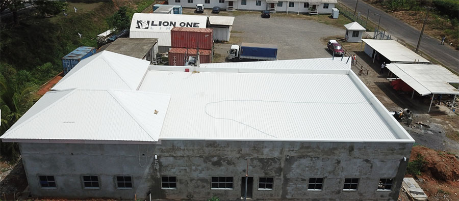 Lion One facility