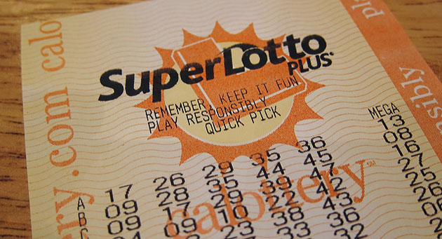 SuperLotto Ticket