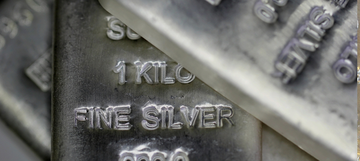 Technical Analyst: Silver Looks Bearish Short to Medium Term