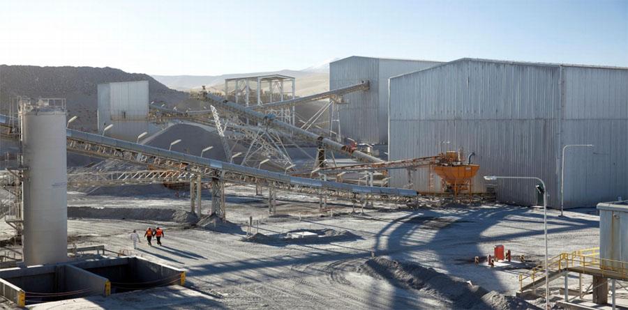 Pirquitas Mill Facility