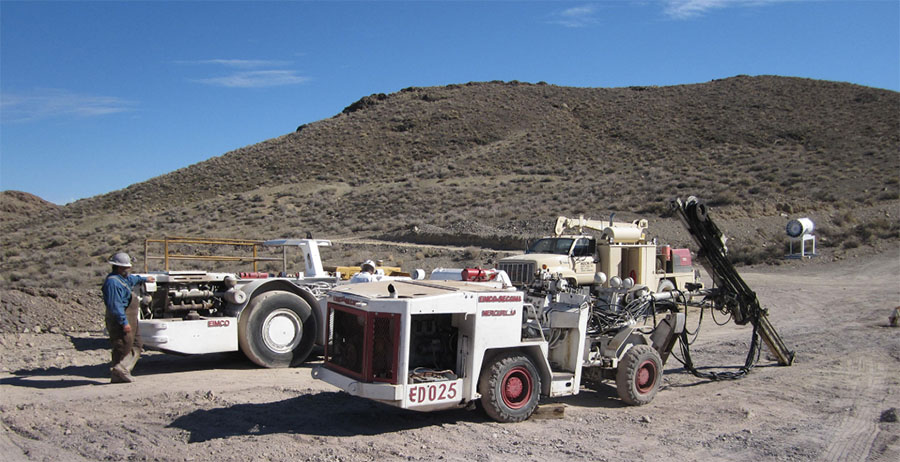 Explorer Hits More High Grades at Historical Gold-Silver Mine in Nevada