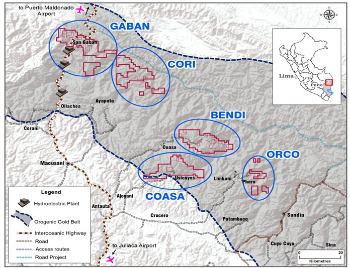 Exploration Company Makes Headway in Peru Gold Belt
